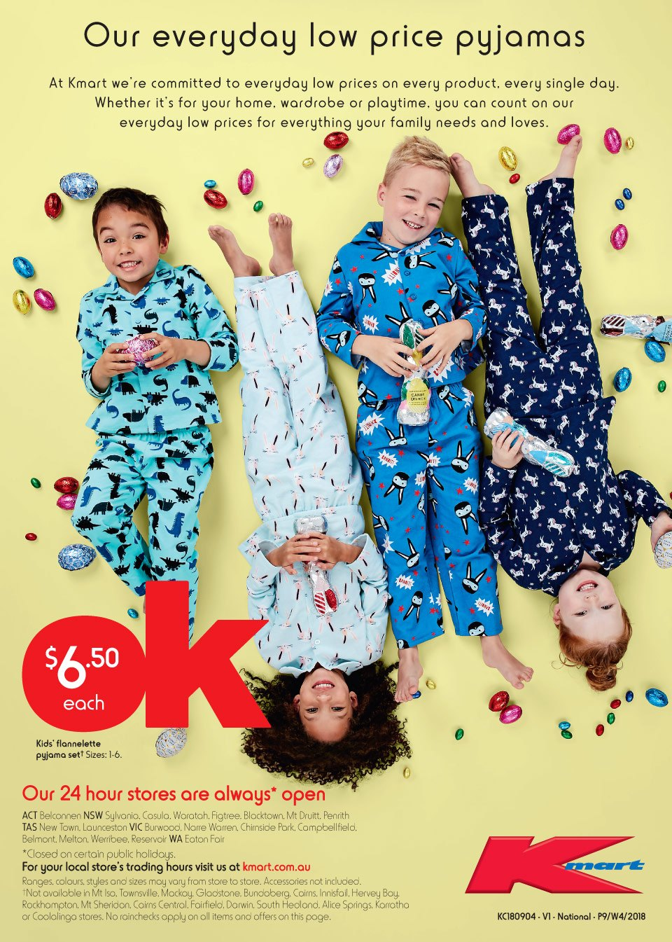 Kmart catalogue  - 22.3.2018 - 31.3.2018. Page 32.