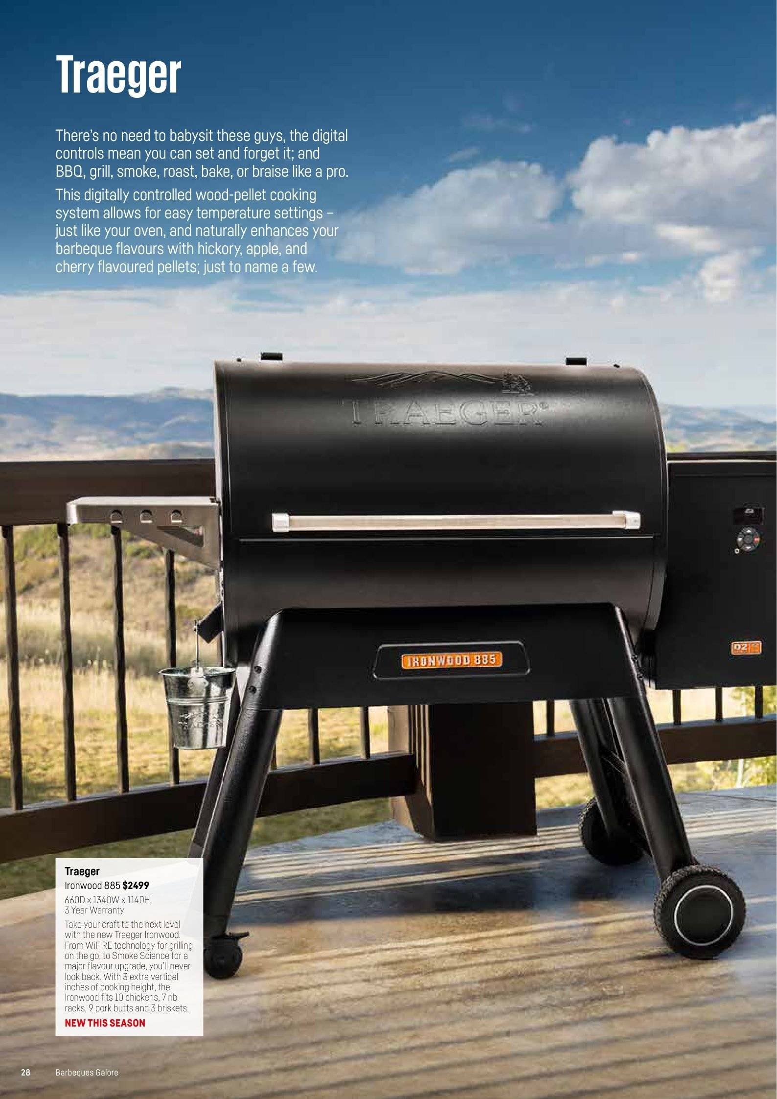 Barbeques galore catalogue sales products apple grill pork meat oven