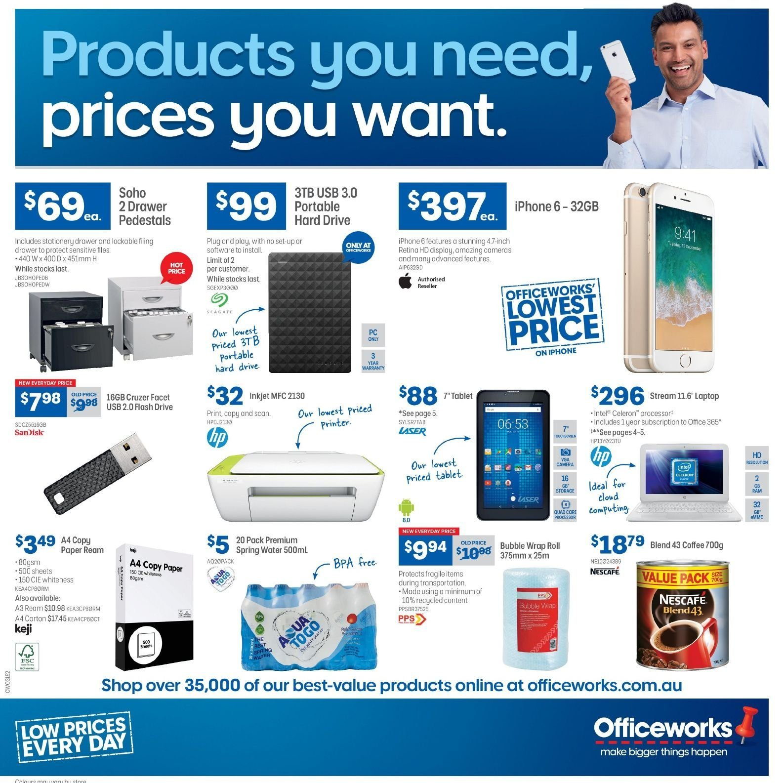 Officeworks catalogue and weekly specials | Au-catalogues com
