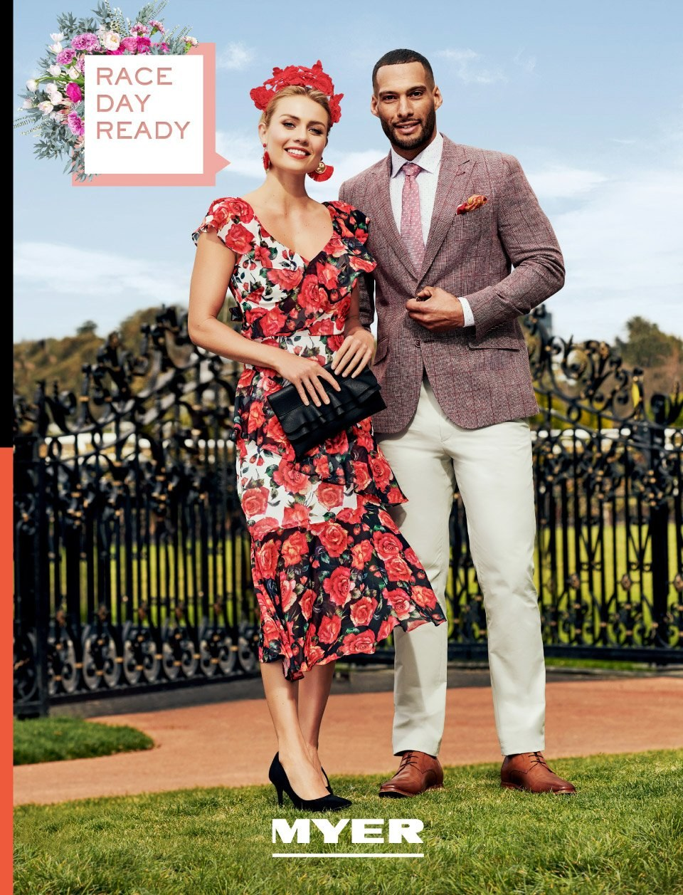 Myer catalogue  - 7.10.2018 - 11.11.2018. Page 1.