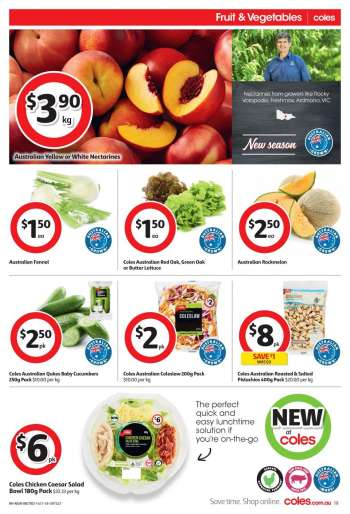Coles Catalogue - 14.11.2018 - 20.11.2018.