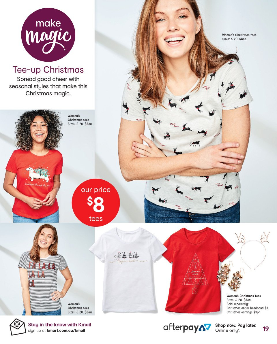 Kmart catalogue  - 22.11.2018 - 5.12.2018. Page 19.