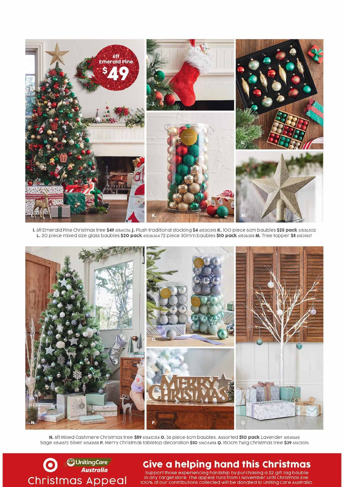 Australian Christmas Tree Pine.Target Catalogue And Weekly Specials 29 11 2018 12 12 2018
