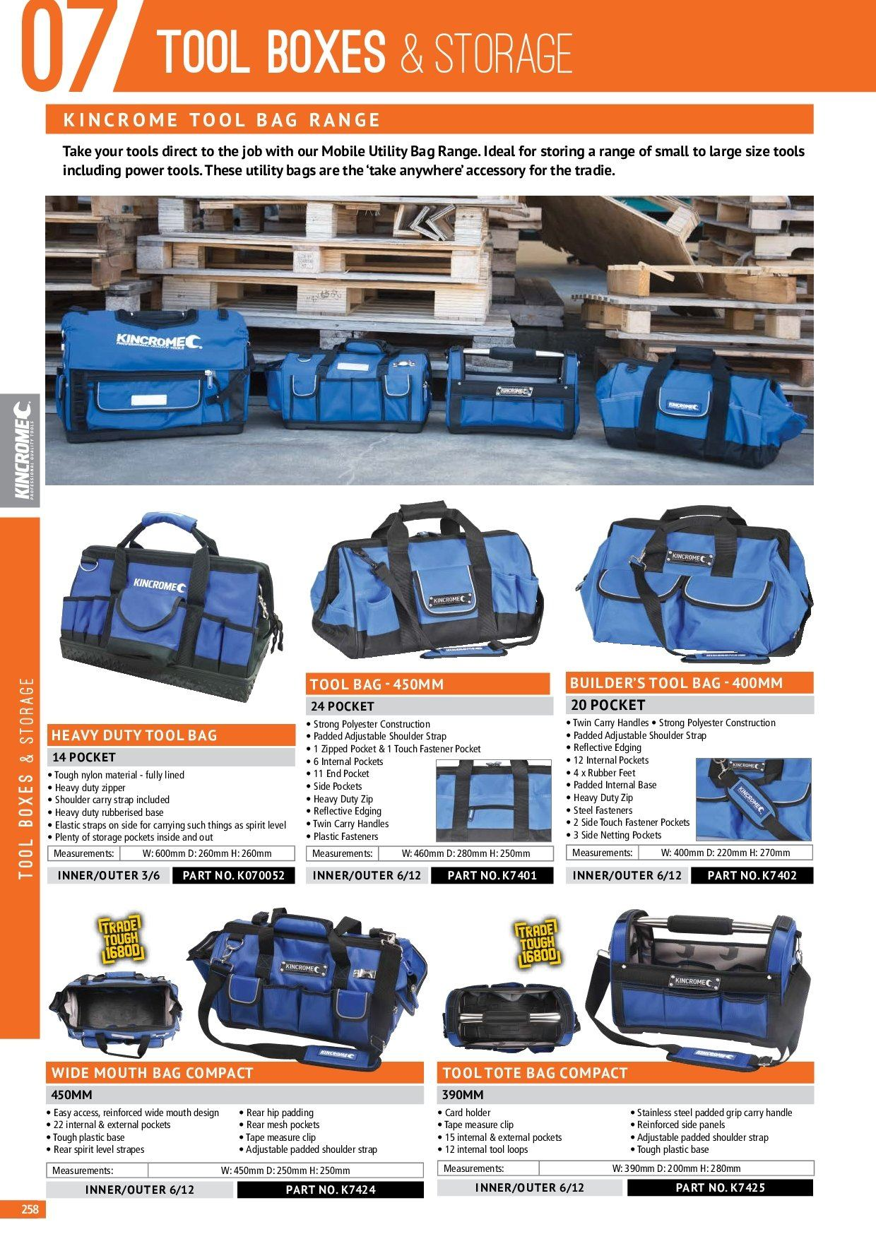 Kincrome catalogue and weekly specials | Au-catalogues com