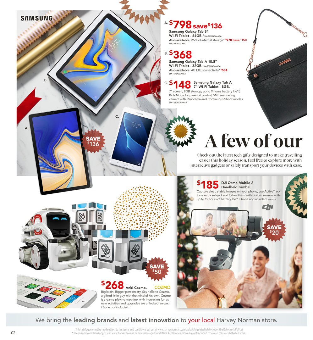 Harvey Norman catalogue and weekly specials 7 12 2018 - 27 12 2018