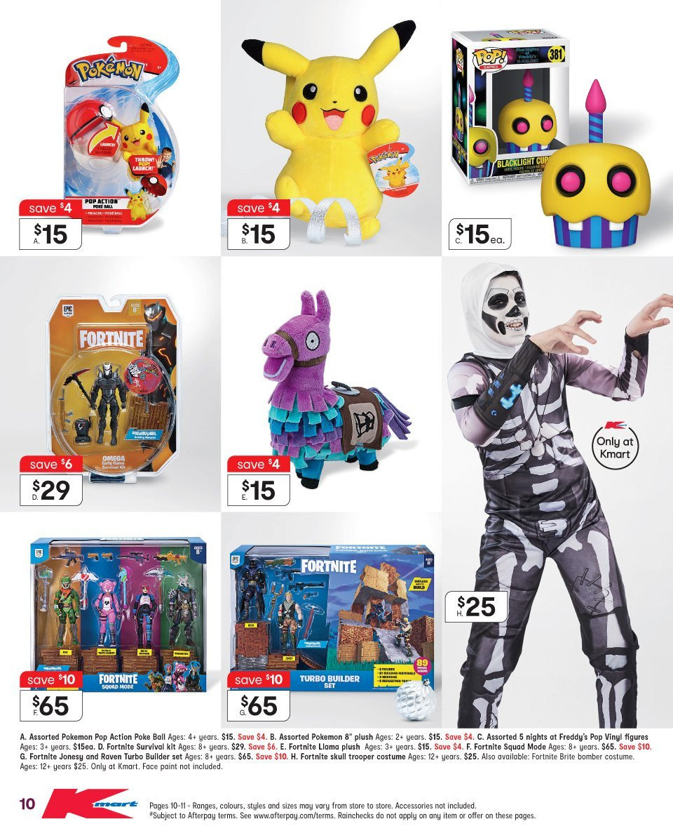Kmart catalogue  - 13.12.2018 - 24.12.2018. Page 10.