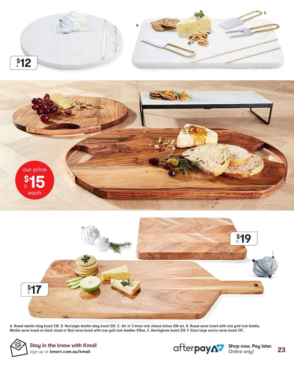 Kmart catalogue  - 13.12.2018 - 24.12.2018. Page 23.