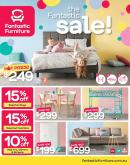Fantastic Furniture Catalogue - 26.12.2018 - 27.1.2019 - Sales products - bed, dining set, furniture, robe, rug, queen bed.