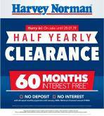 Harvey Norman Catalogue - 1.1.2019 - 20.1.2019.
