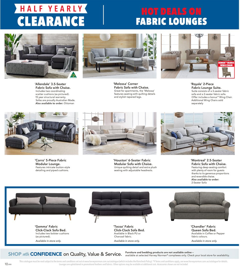 Excellent Harvey Norman Catalogue And Weekly Specials 1 1 2019 20 1 Camellatalisay Diy Chair Ideas Camellatalisaycom