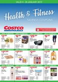 Costco Catalogue - 4.1.2019 - 20.1.2019 - Sales products - almond milk, eggs, milk, monitor, sugar, orange juice, orange, juice, berry, omron.