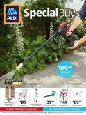 ALDI Catalogue - 16.1.2019 - 22.1.2019 - Sales products - accessories, battery, ceiling fan, spray, spray gun, stickers, table, gun, chair, charger, sticker.