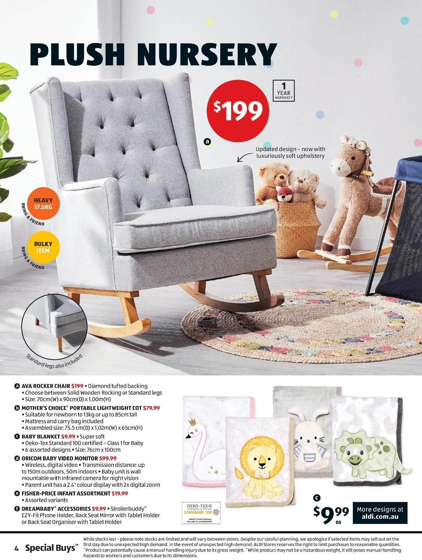 Outstanding Aldi Catalogue And Weekly Specials 16 1 2019 22 1 2019 Customarchery Wood Chair Design Ideas Customarcherynet