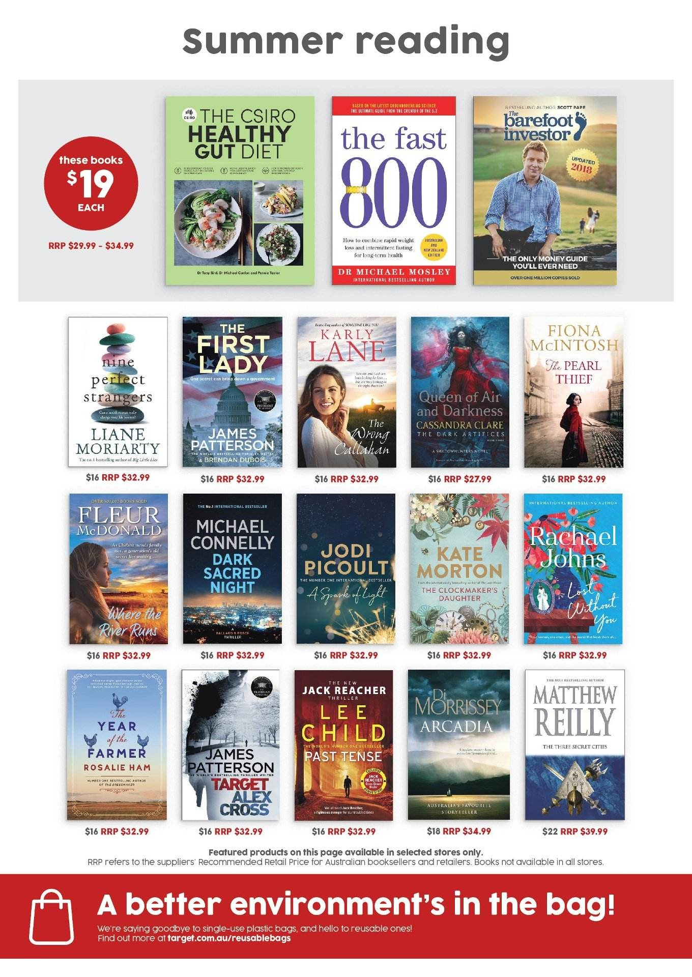 Target catalogue and weekly specials 17 1 2019 - 30 1 2019