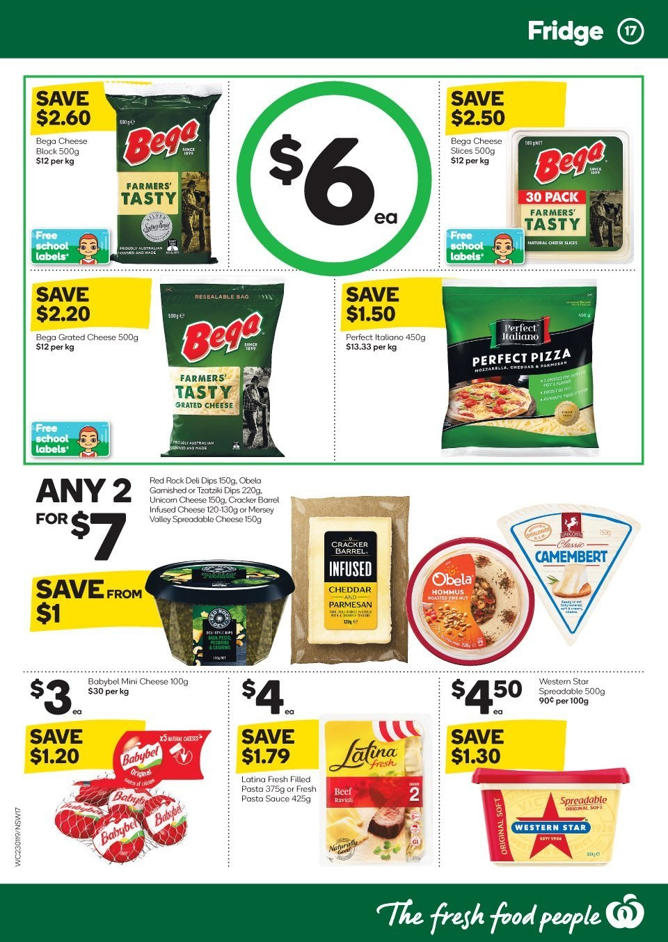 Woolworths Catalogue 23 1 2019 29 1 2019 Page 17 Au Catalogues