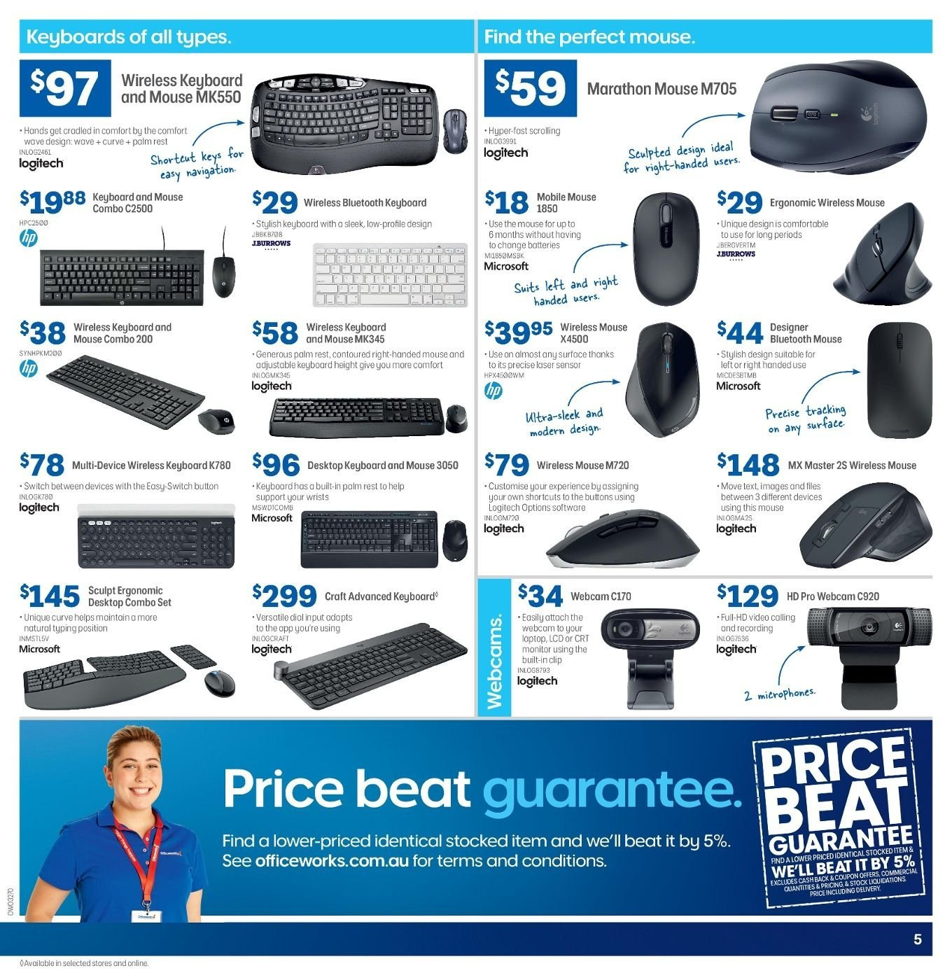 Officeworks catalogue and weekly specials 7 2 2019 - 27 2