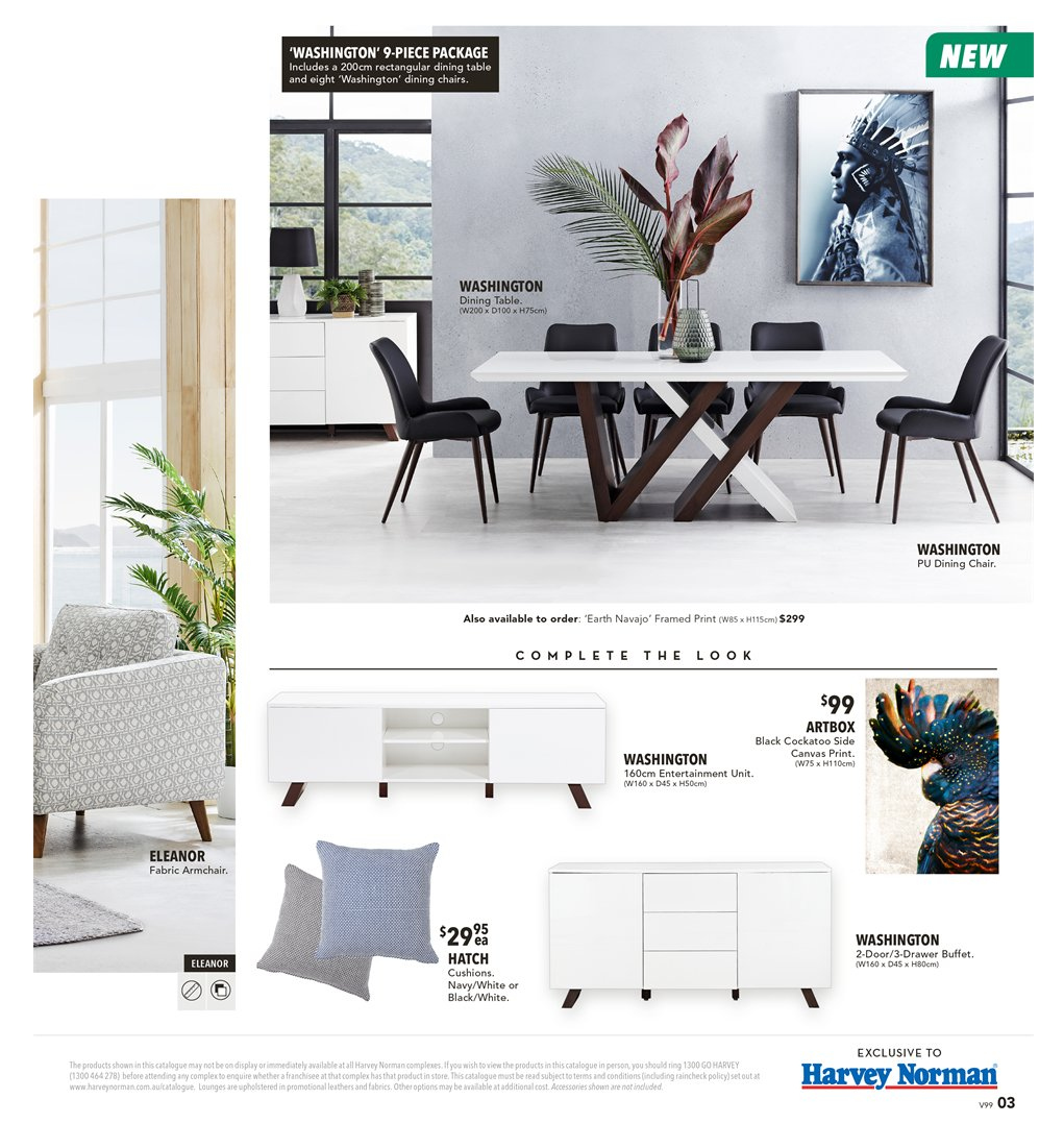 c39ce9754b5 Harvey Norman catalogue and weekly specials 8.2.2019 - 3.3.2019 | Au ...