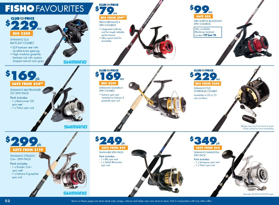 BCF catalogue and weekly specials 11 2 2019 - 3 3 2019 | Au