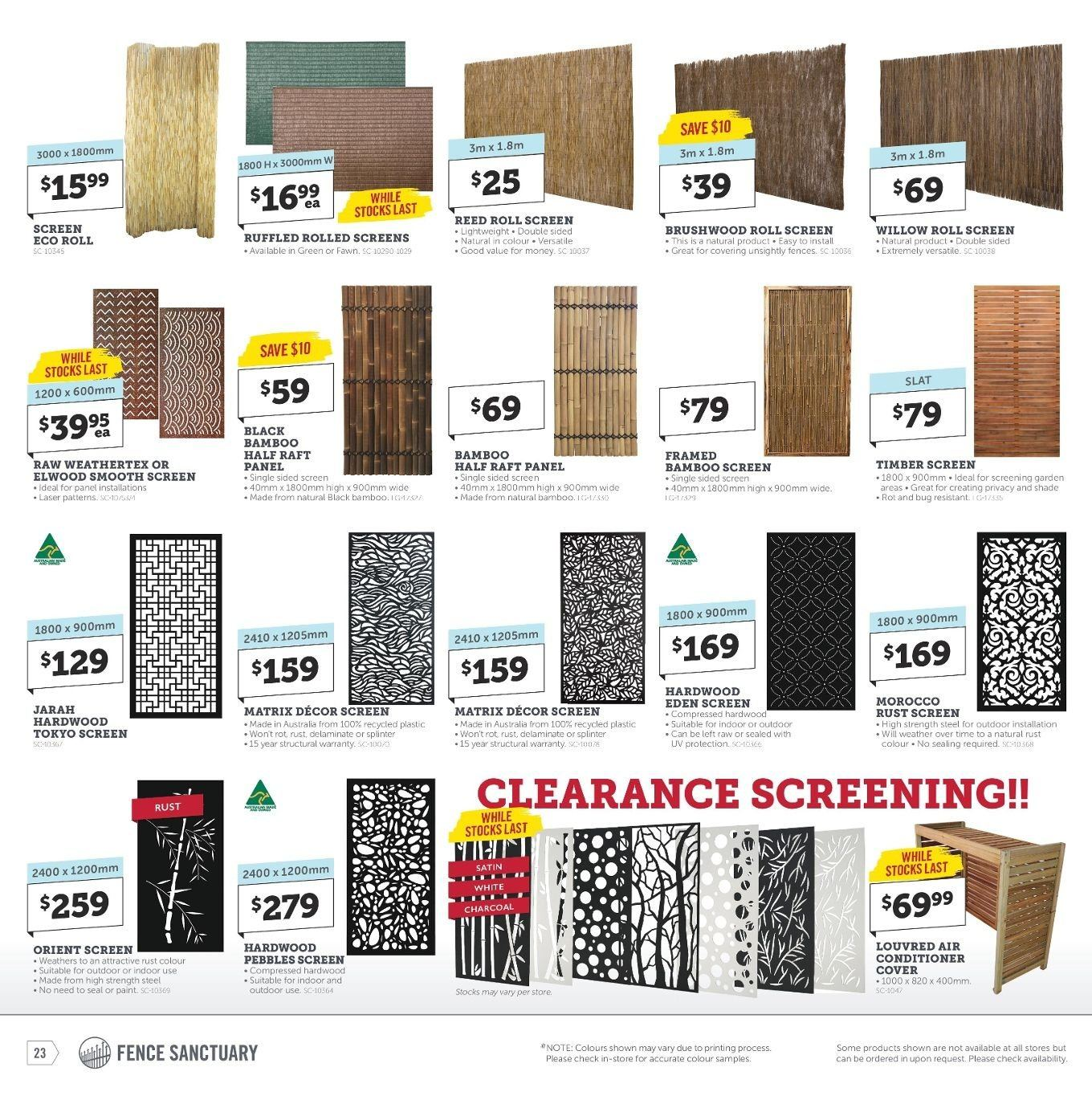Stratco catalogue and weekly specials 8 2 2019 - 3 3 2019 | Au