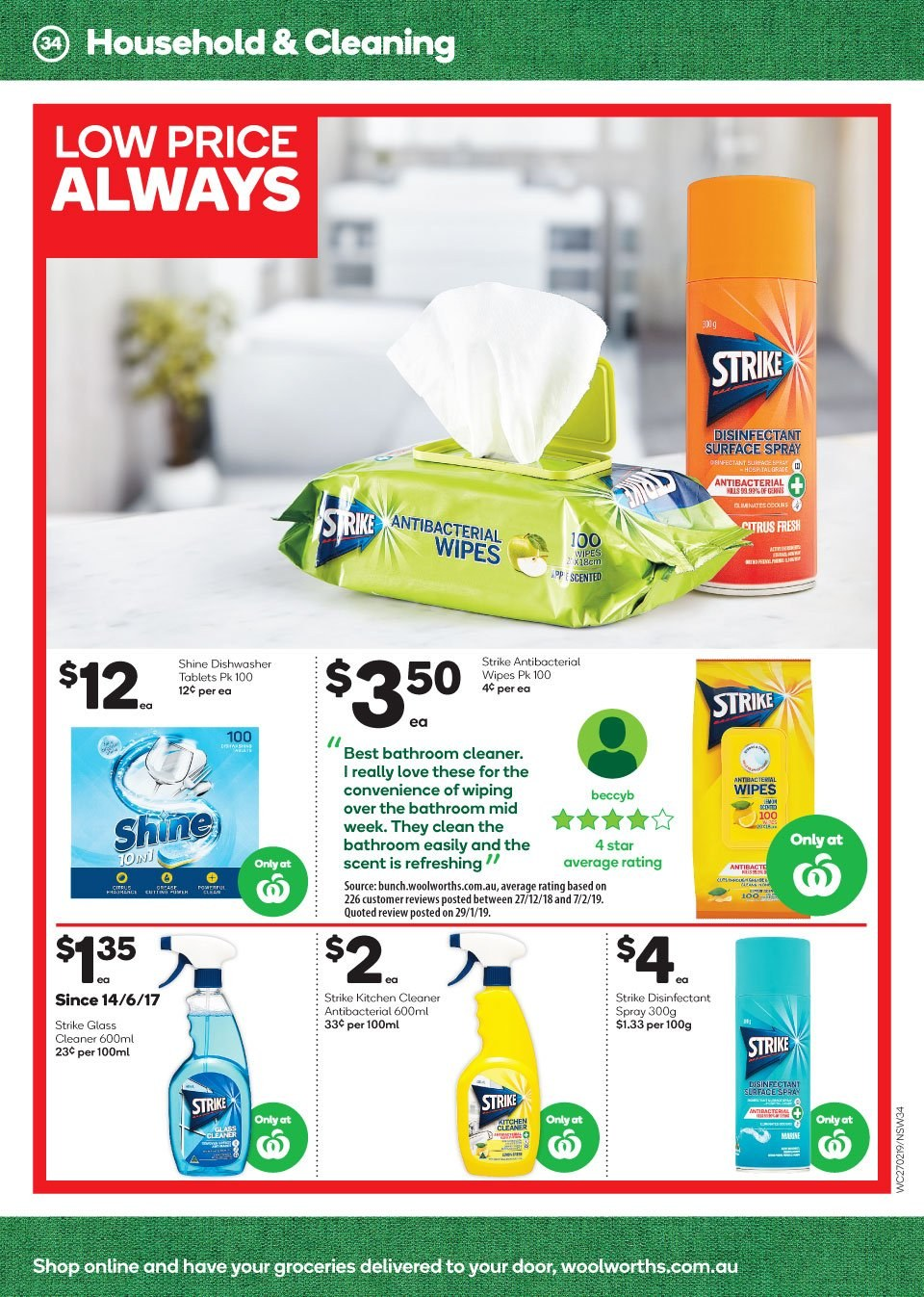 Woolworths catalogue and weekly specials 27 2 2019 - 5 3
