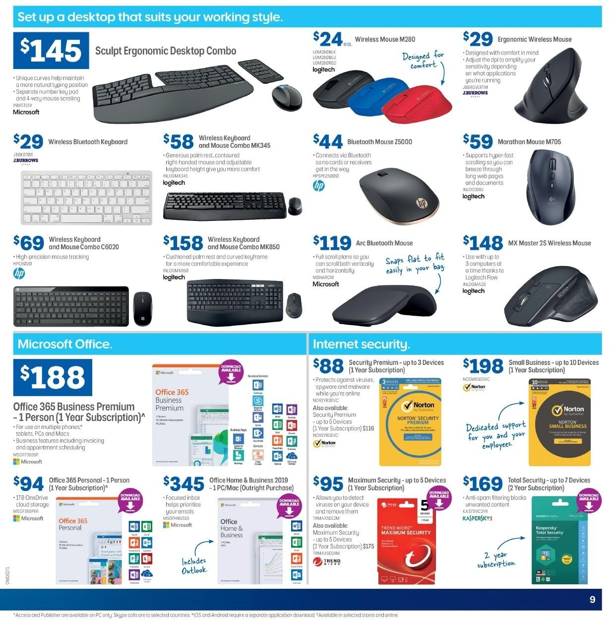 Officeworks catalogue and weekly specials 28 2 2019 - 20 3