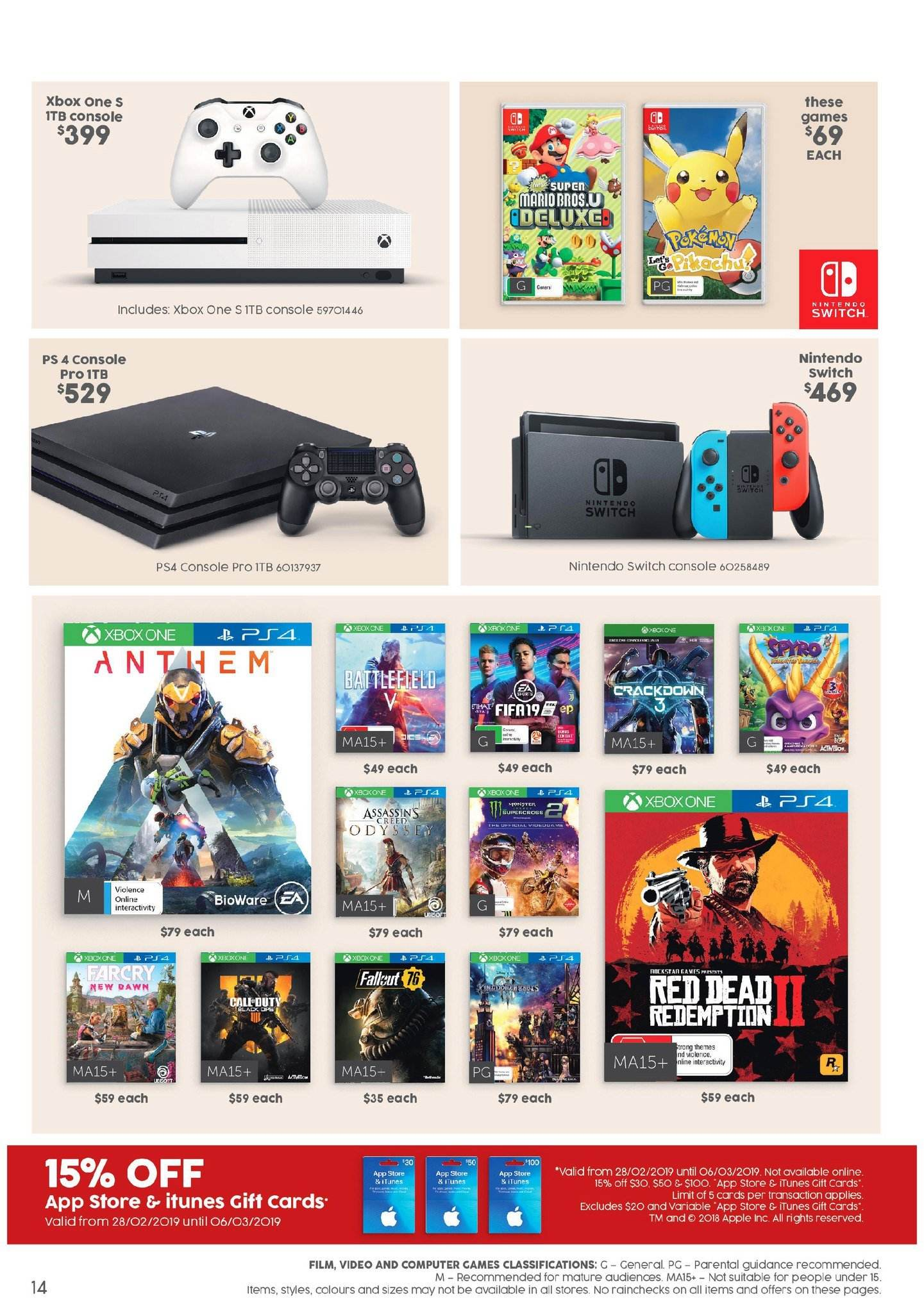 Target catalogue and weekly specials 28 2 2019 - 6 3 2019 | Au