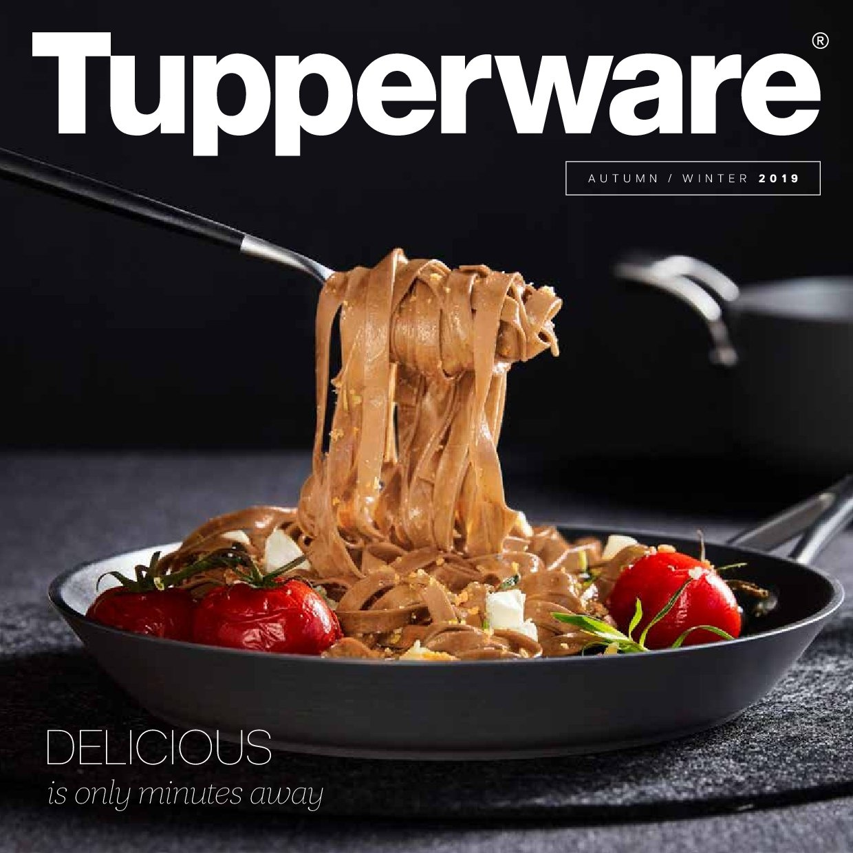 Tupperware catalogue  - 1.3.2019 - 31.8.2019. Page 1.