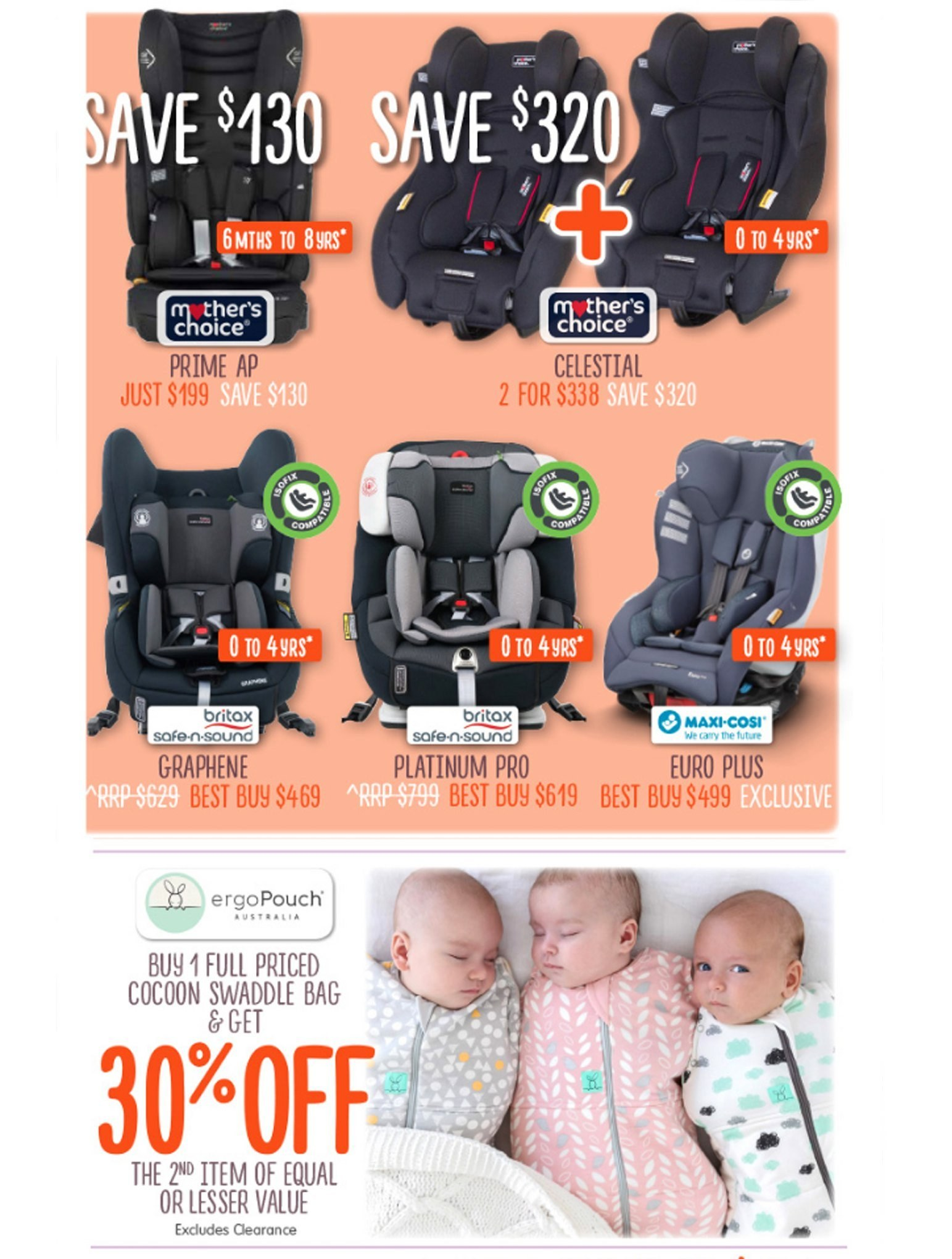 223c7700aa4b Current Baby Bunting catalogue 13.3.2019 - 19.3.2019
