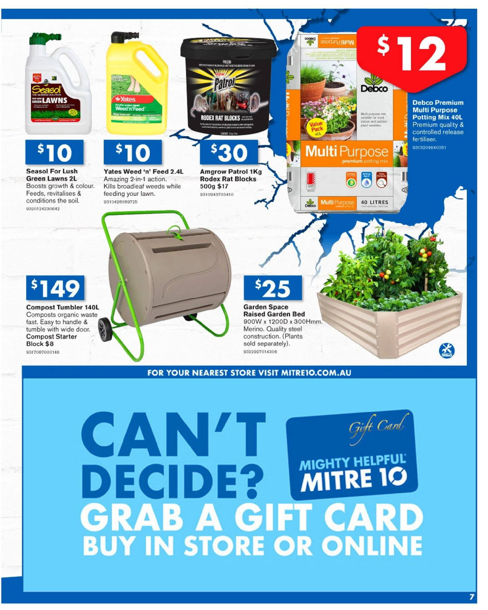 Mitre 10 catalogue and weekly specials 13 3 2019 - 24 3 2019