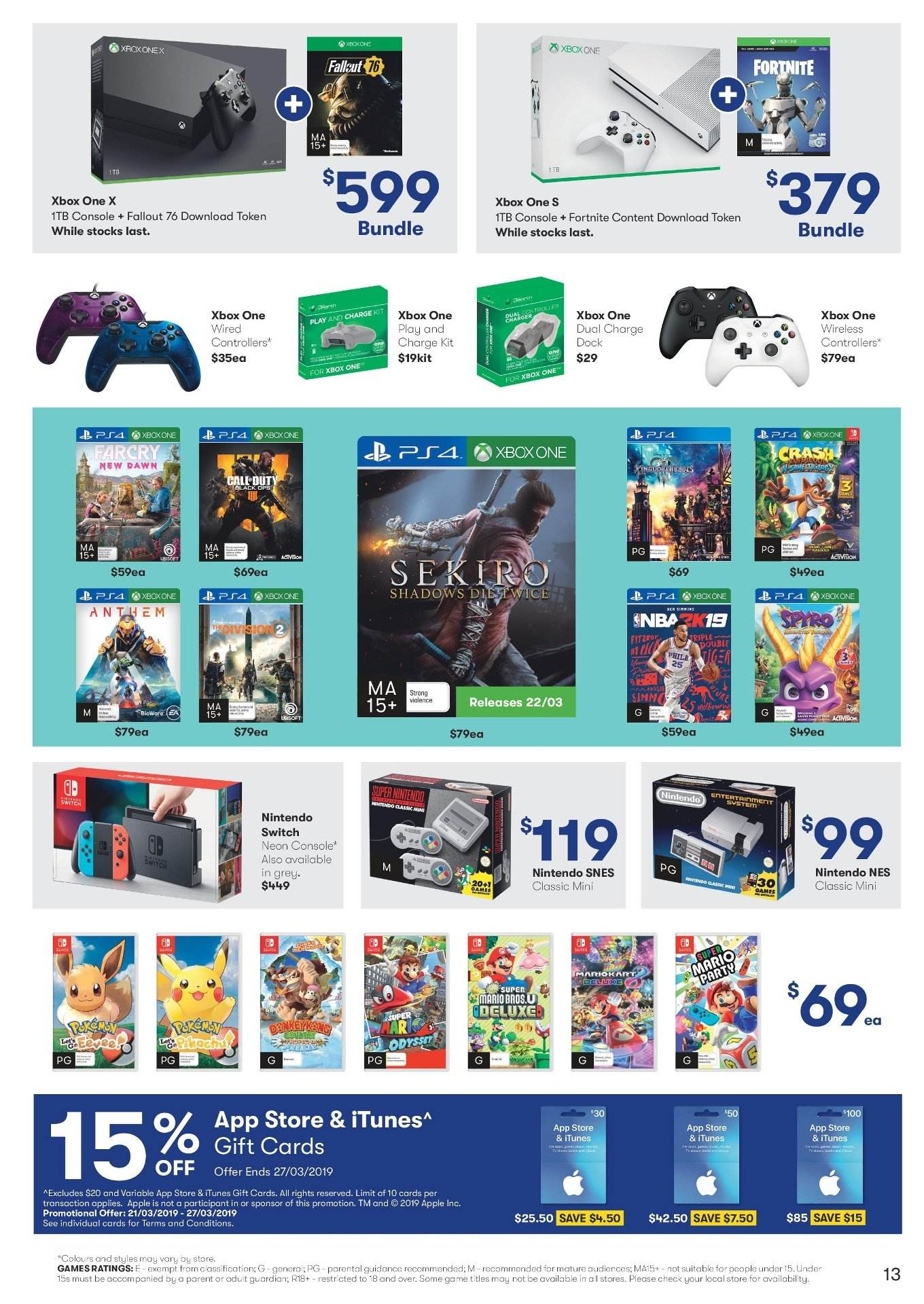 BIG W catalogue and weekly specials 21 3 2019 - 3 4 2019