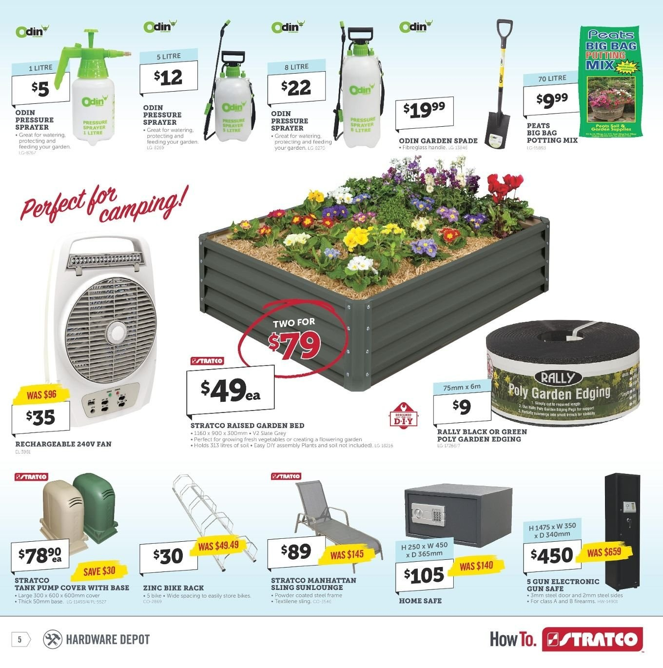 Stratco catalogue and weekly specials 15 3 2019 - 28 4 2019 | Au