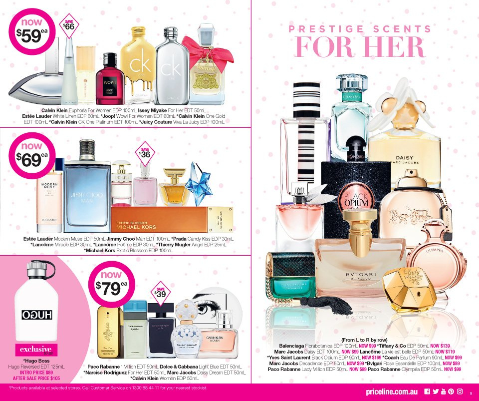 7555dbc46 Priceline Pharmacy Catalogue - 29.3.2019 - 11.4.2019 - Sales products -  angel