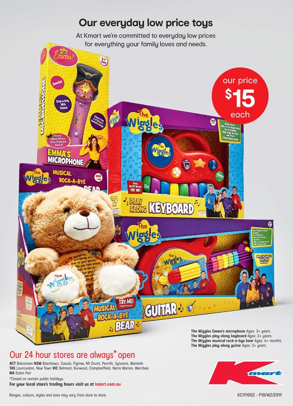 Kmart catalogue and weekly specials 4 4 2019 - 1 5 2019 | Au