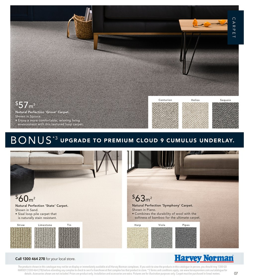 Harvey Norman Catalogue - 6.4.2019 - 21.4.2019 - Sales products - bamboo