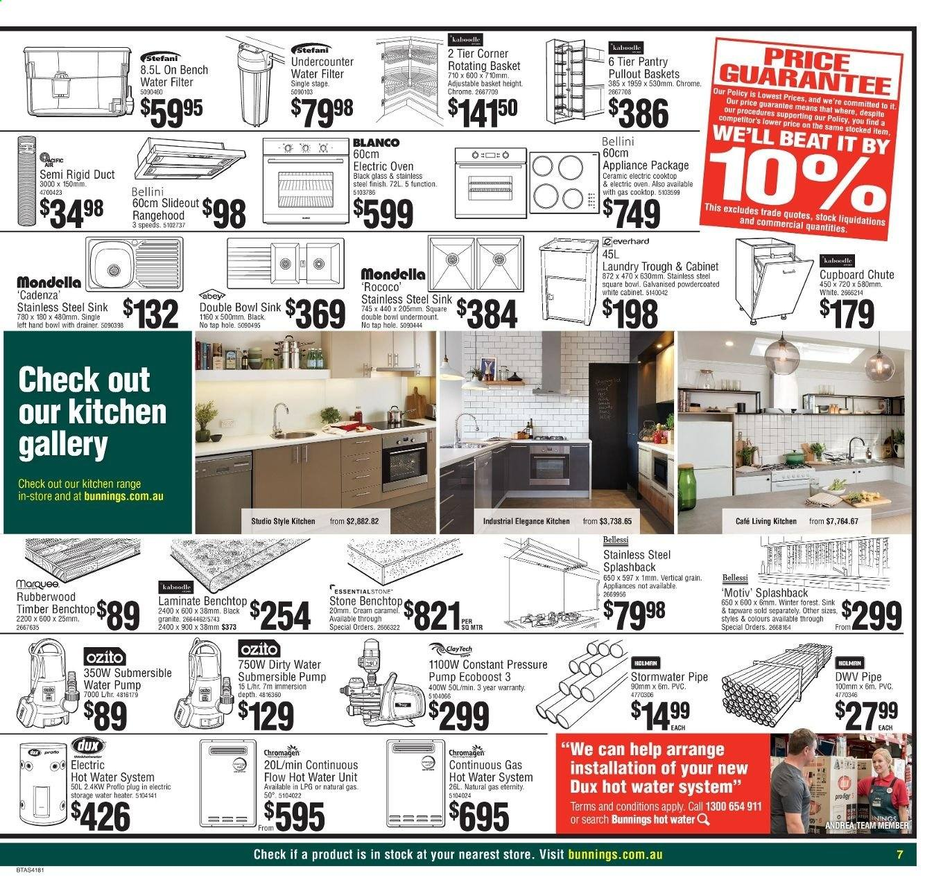 Bunnings Warehouse catalogue and weekly specials | Au