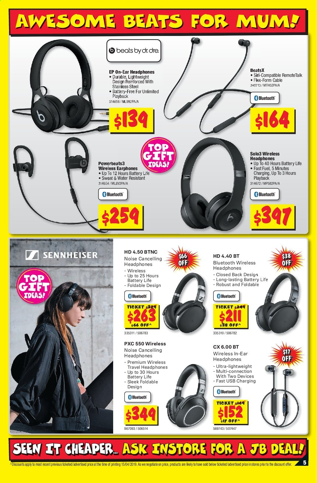 35535e65b2e JB Hi-Fi catalogue and weekly specials 2.5.2019 - 15.5.2019 | Au ...