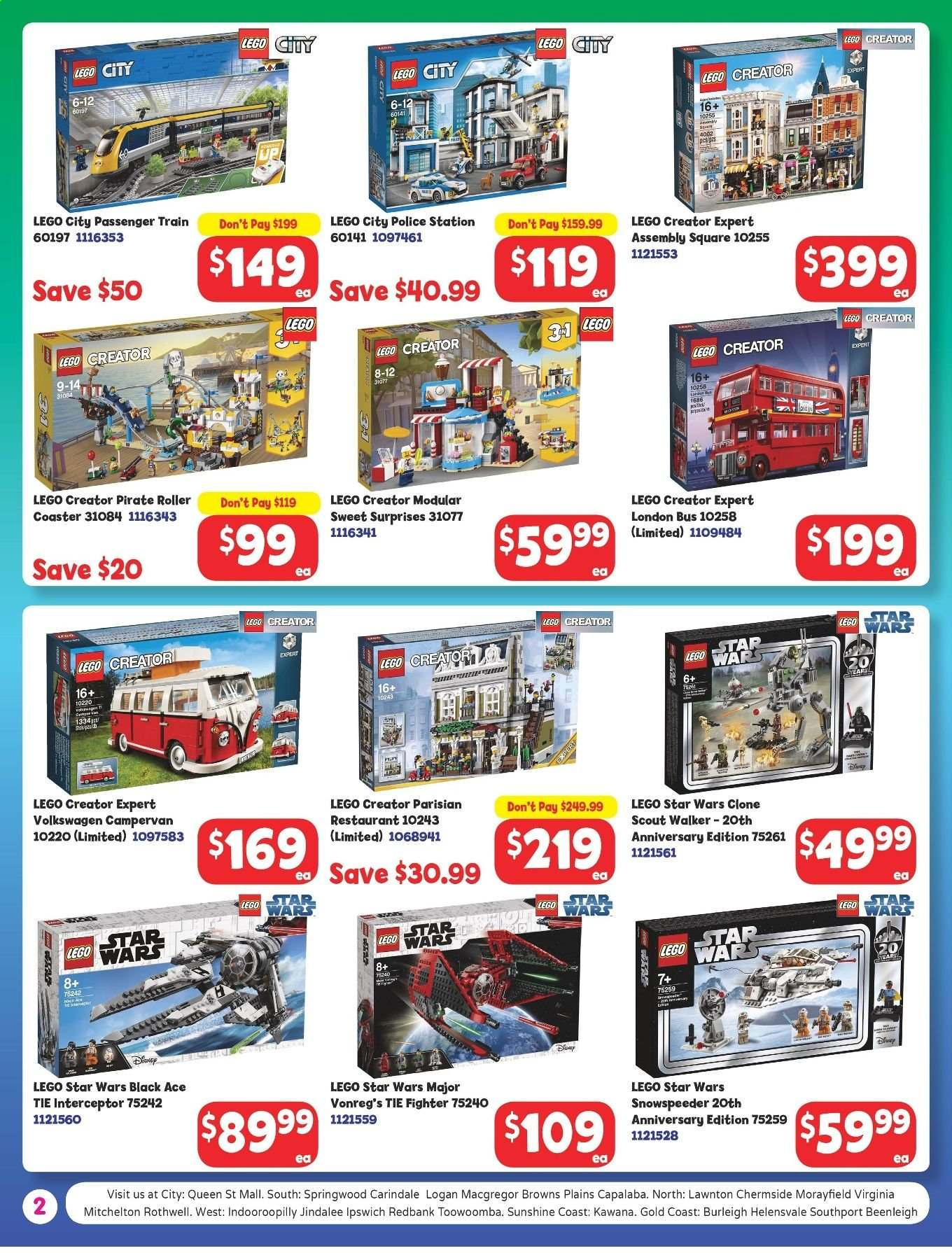Mr Toys catalogue and weekly specials 5 5 2019 - 28 6 2019