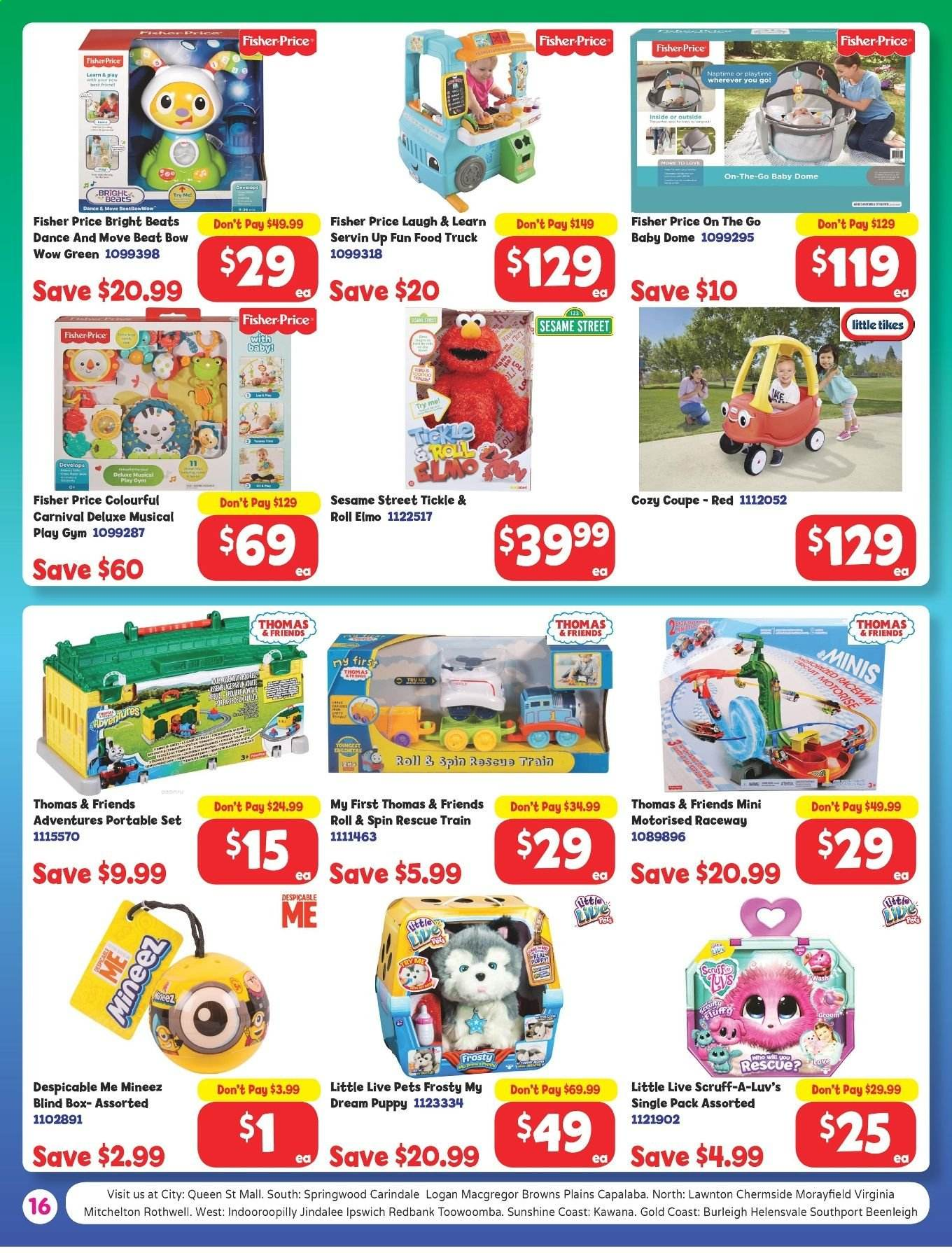 Mr Toys catalogue and weekly specials 5 5 2019 - 28 6 2019 | Au