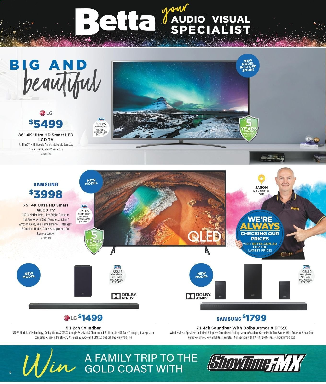Betta catalogue and weekly specials 6 5 2019 - 31 5 2019   Au