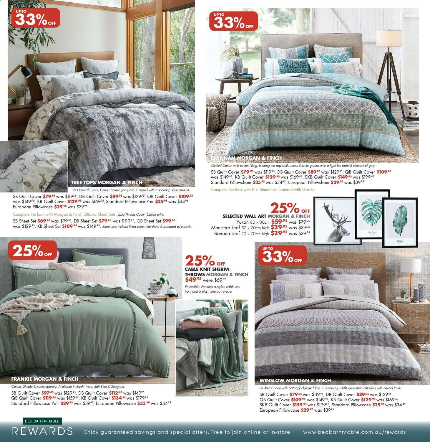 Superb Bed Bath N Table Catalogue And Weekly Specials 23 5 2019 Home Interior And Landscaping Ponolsignezvosmurscom