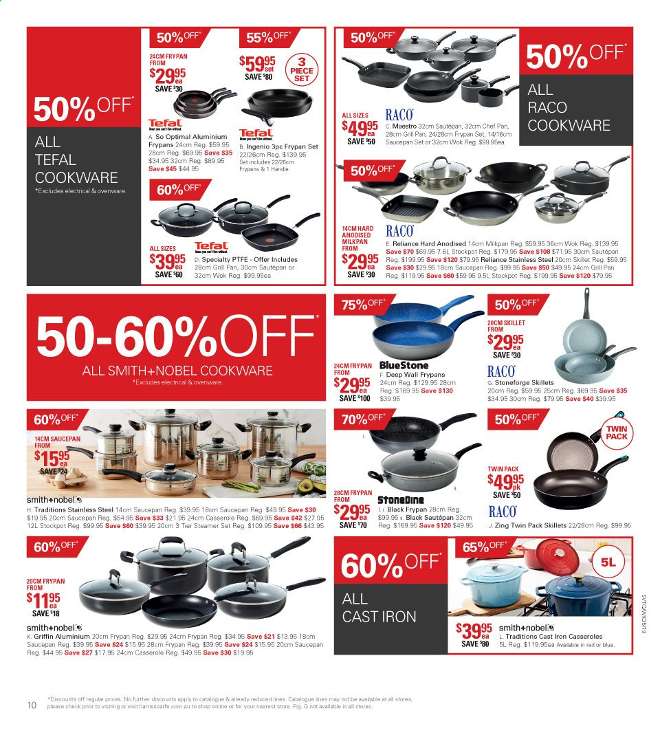Harris Scarfe catalogue and weekly specials 27 5 2019 - 2 6