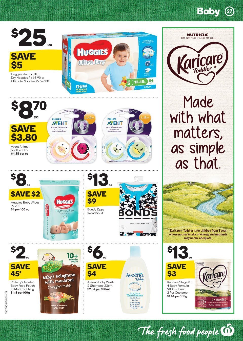 Woolworths catalogue and weekly specials 29 5 2019 - 4 6