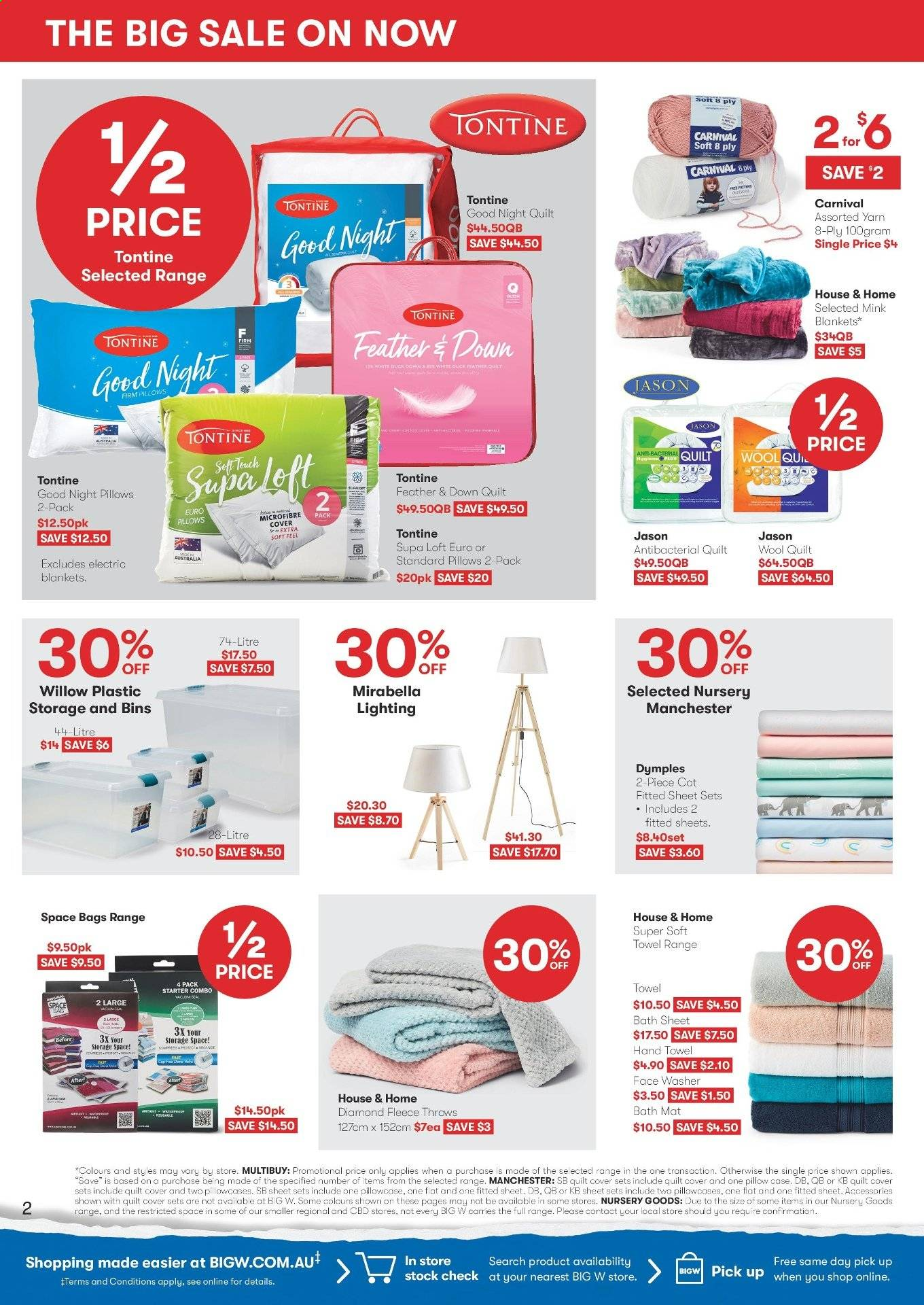 BIG W catalogue and weekly specials 30 5 2019 - 12 6 2019 | Au