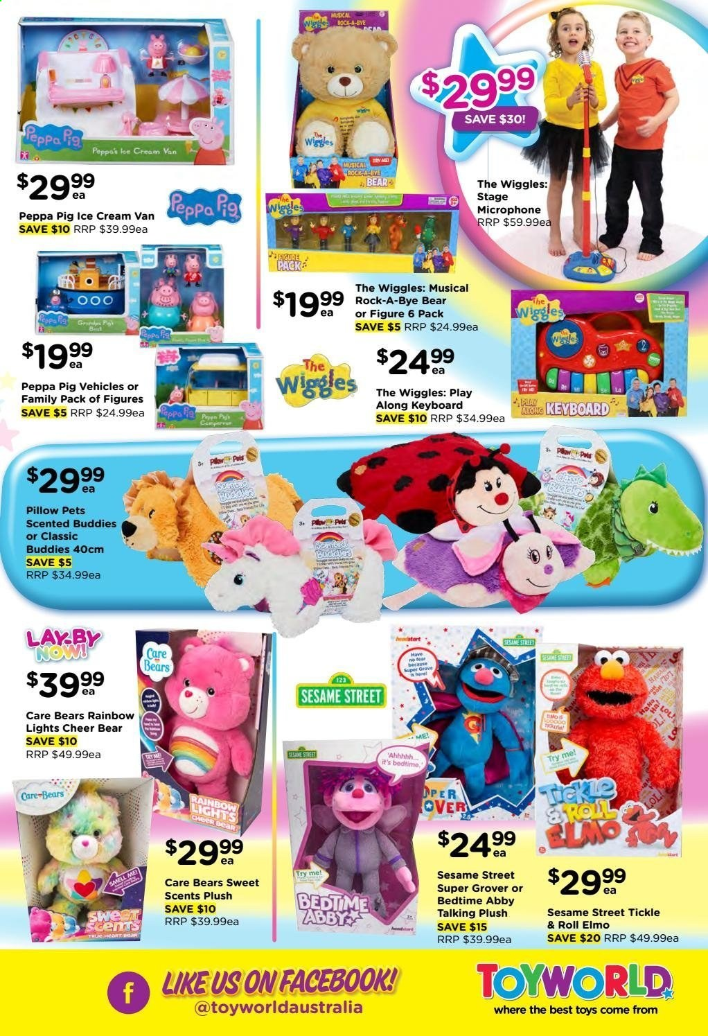 Toyworld catalogue and weekly specials 10 6 2019 - 30 6 2019 | Au