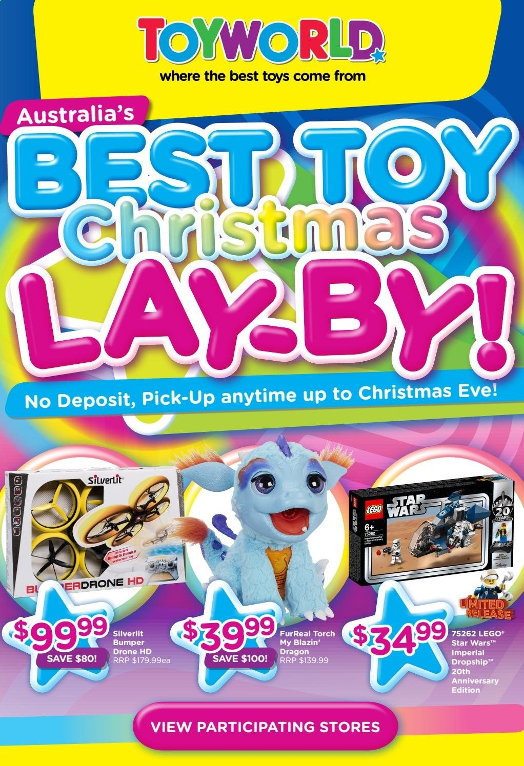 Toyworld catalogue and weekly specials 30 5 2019 - 30 6 2019 | Au