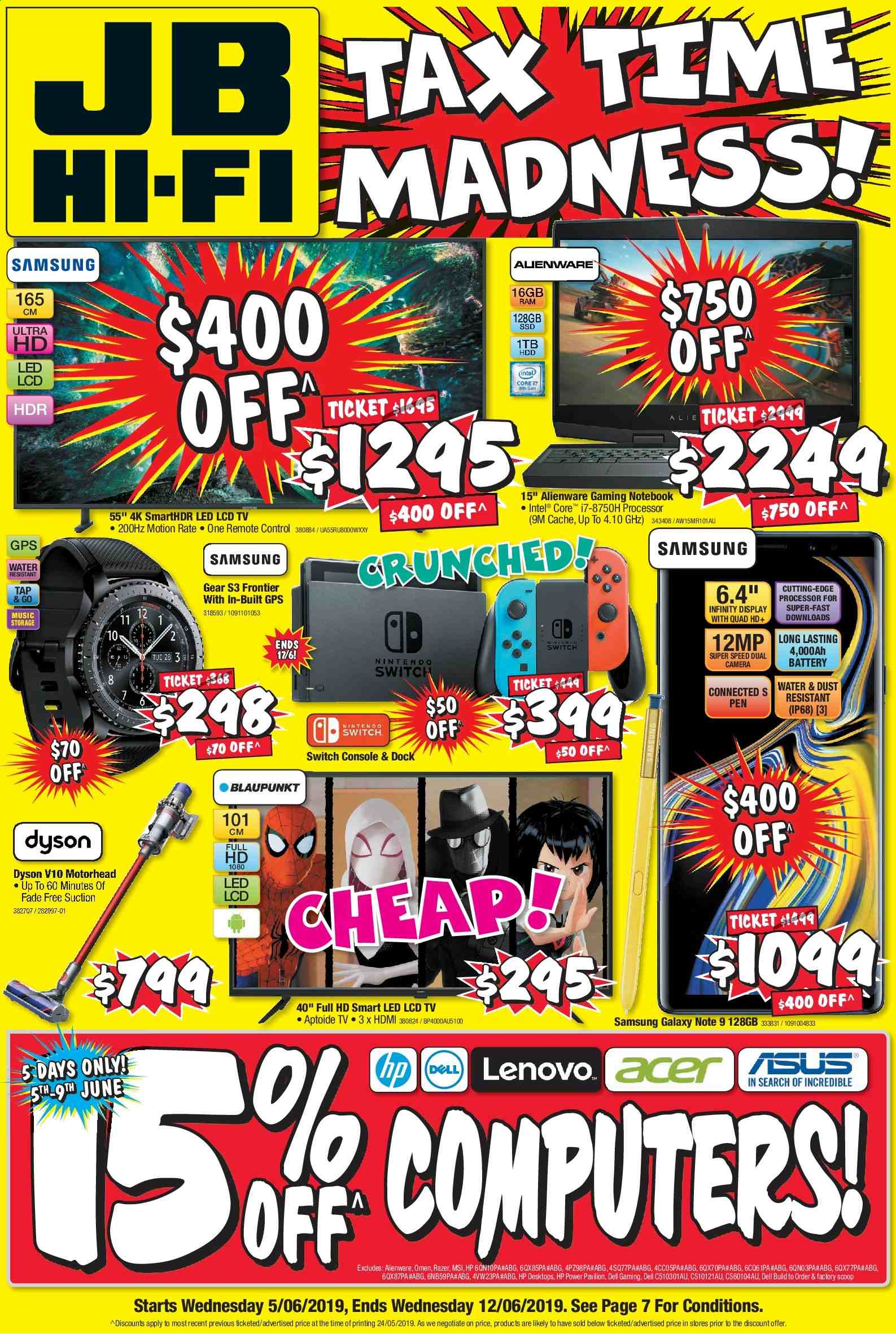 b400d3c503c JB Hi-Fi catalogue and weekly specials 5.6.2019 - 12.6.2019 | Au ...