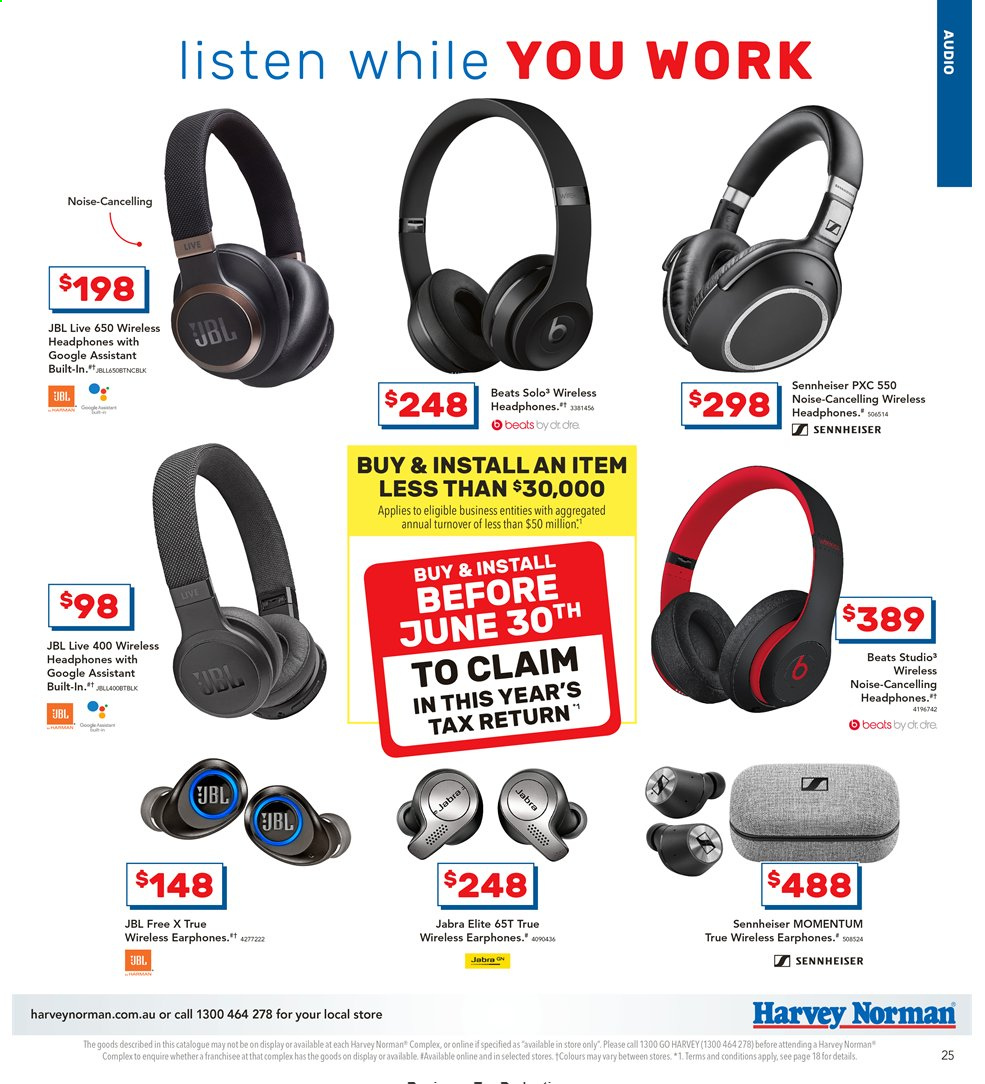 d22311b3bfb Harvey Norman Catalogue - 11.6.2019 - 30.6.2019 - Sales products - google