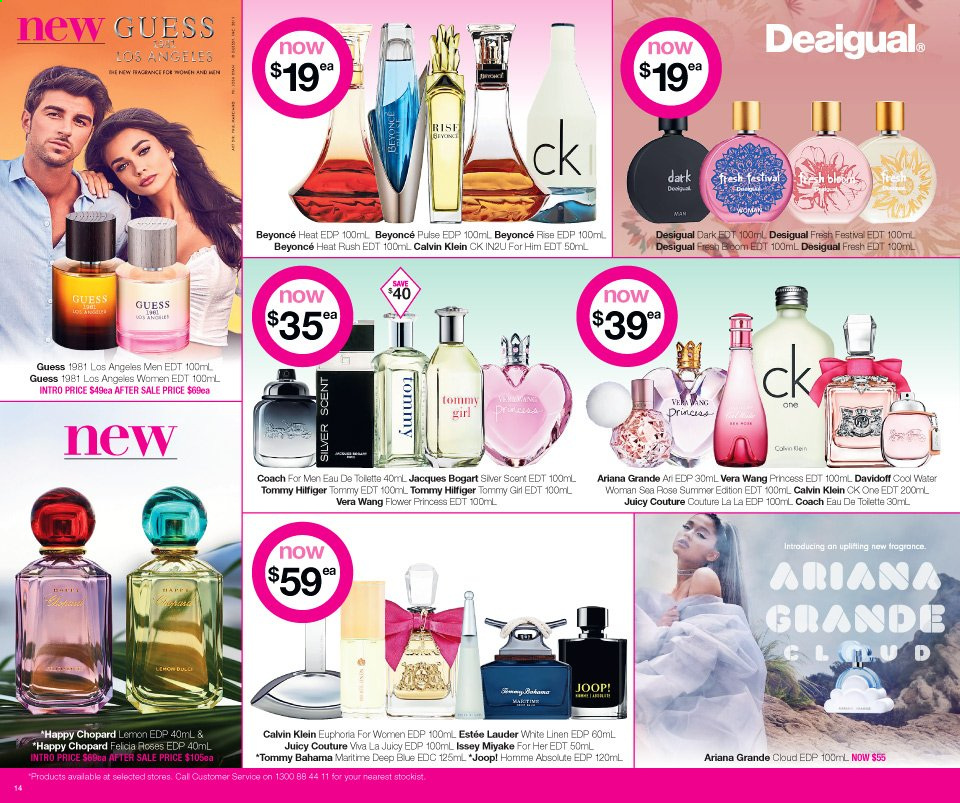 Priceline Pharmacy catalogue and weekly specials 20 6 2019