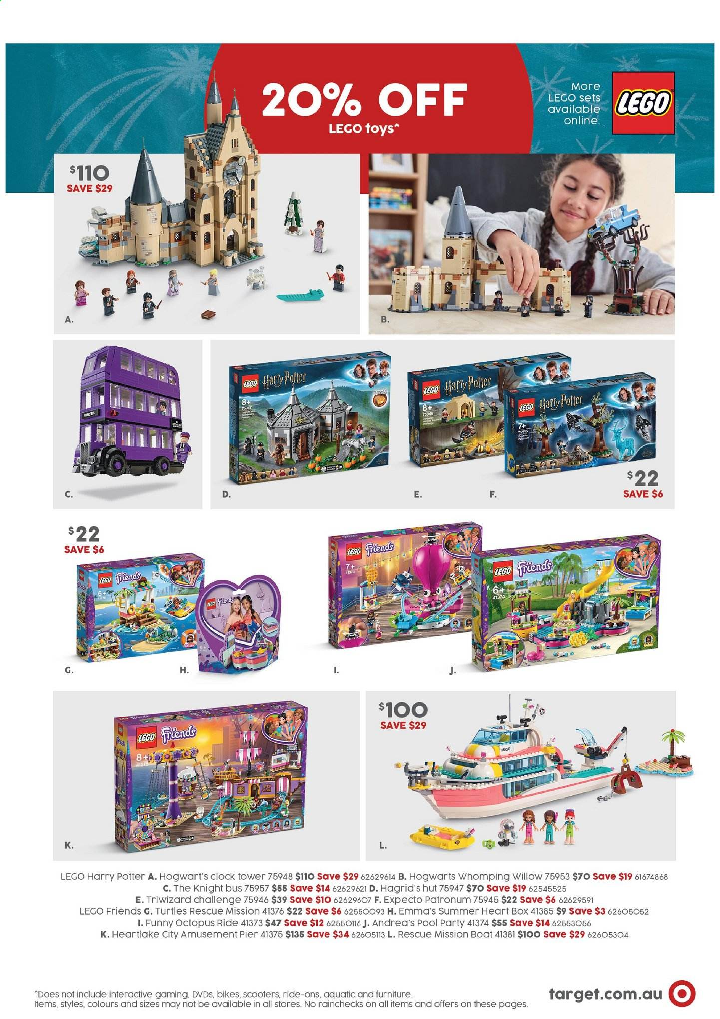 Target catalogue and weekly specials 27 6 2019 - 17 7 2019