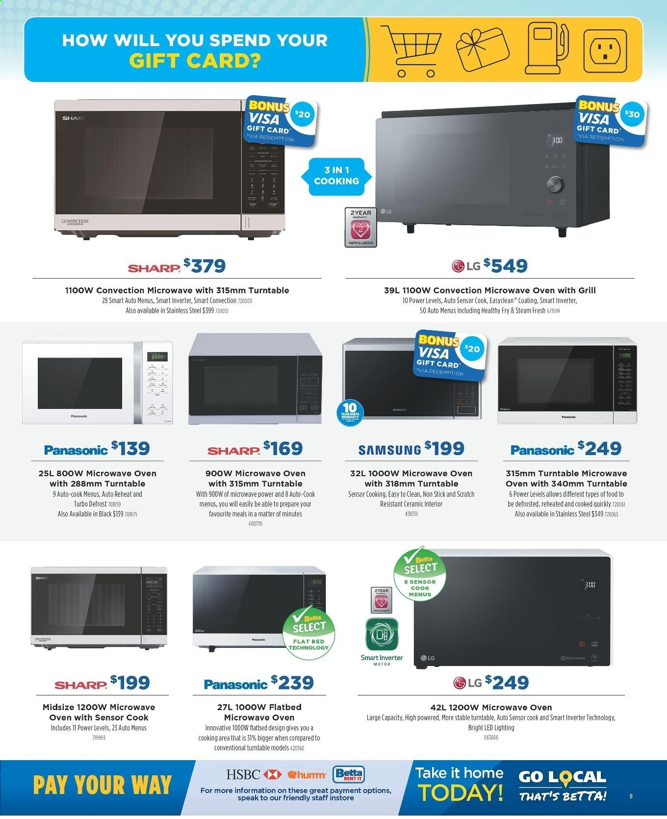 Betta catalogue and weekly specials 1 7 2019 - 31 7 2019
